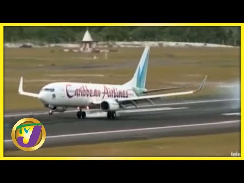 42 Jamaican Based Workers Laid off by Caribbean Airlines | TVJ Business Day - August 5 2021