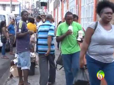 CC6 News Night Grenada 18th October 2016