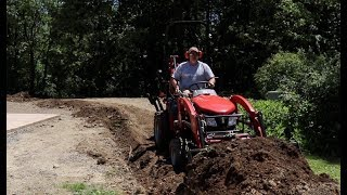 #480 The Little Tractor That Could! RK 24 small in size, Big on Power!