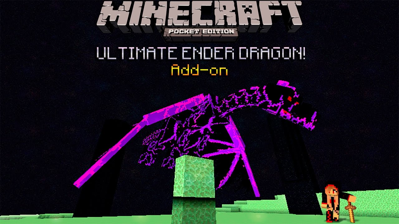 {Add-on} Ultimate Ender Dragon (Epic) [ Minecraft PE ...
