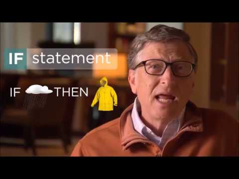 Coding Is Not Difficult - Bill Gates