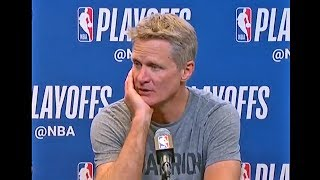 Steve Kerr Gives Update On Kevin Durant Shaun Livingston s Ankle Injuries