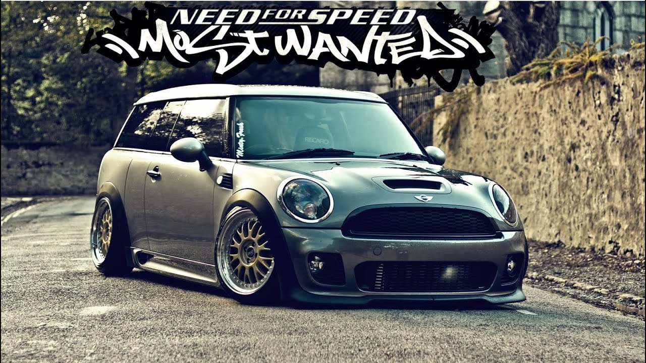 Tunando Um Mini Cooper Need For Sd Most Wanted