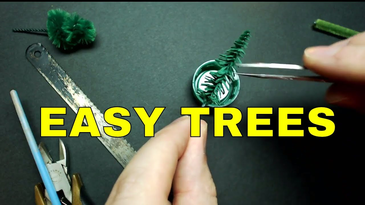 Trees For Terrain DIY