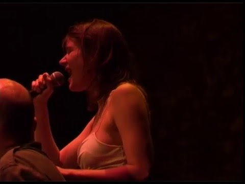 Tuxedomoon - In a Manner of Speaking (Live cover by Camille- Nouvelle Vague)