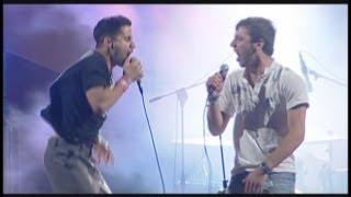שחר חסון (MC מנצור) - מרפי מרפי בהופעה חיה