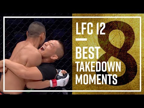 LFC12 BEST Takedown