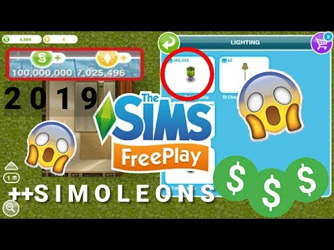 NEW 2019 Sims Freeplay CHEAT - 100% WORKS - Hack For +simoleons (IOS/ANDROID) (no Modes/jailbreak)