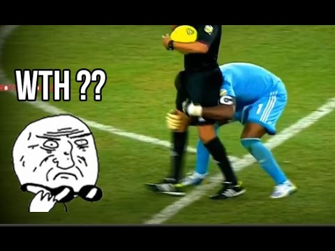 Thumbnail: Funny Football Moments - Fails, Bloopers