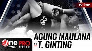 Video Agung Maulana vs Theodorus Ginting - One Pride Pro Never Quit #16 HD download MP3, 3GP, MP4, WEBM, AVI, FLV April 2018