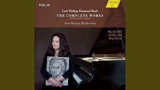 Keyboard Sonata in B Minor, Wq. 62/22, H. 132: I. Allegro