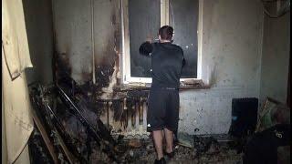 Ужин при свечах обернулся пожаром в квартире хабаровчанина. MestoproTV
