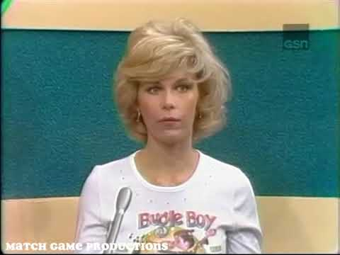 Match Game 74 (Episode 167) (with Slate) (Elaine's Bugle Boy?)