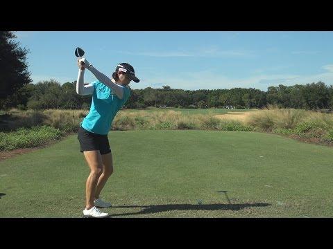So Yeon Ryu & Sung Hyun Park: The two prettiest swings in golf!
