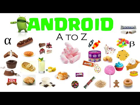 Future Android OS names after Android 7.0 NOUGAT