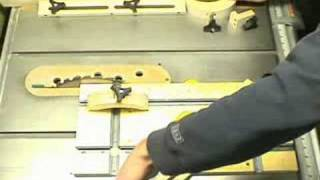 Wood Magazine's Universal Tablesaw Jig (how To Use 3 Of 3)