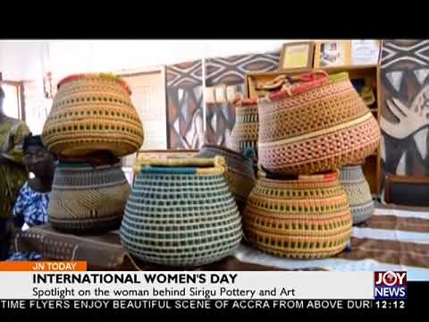 International Women's Day - Joy News Today (8-3-18)