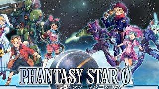 Phantasy Star 0 Opening