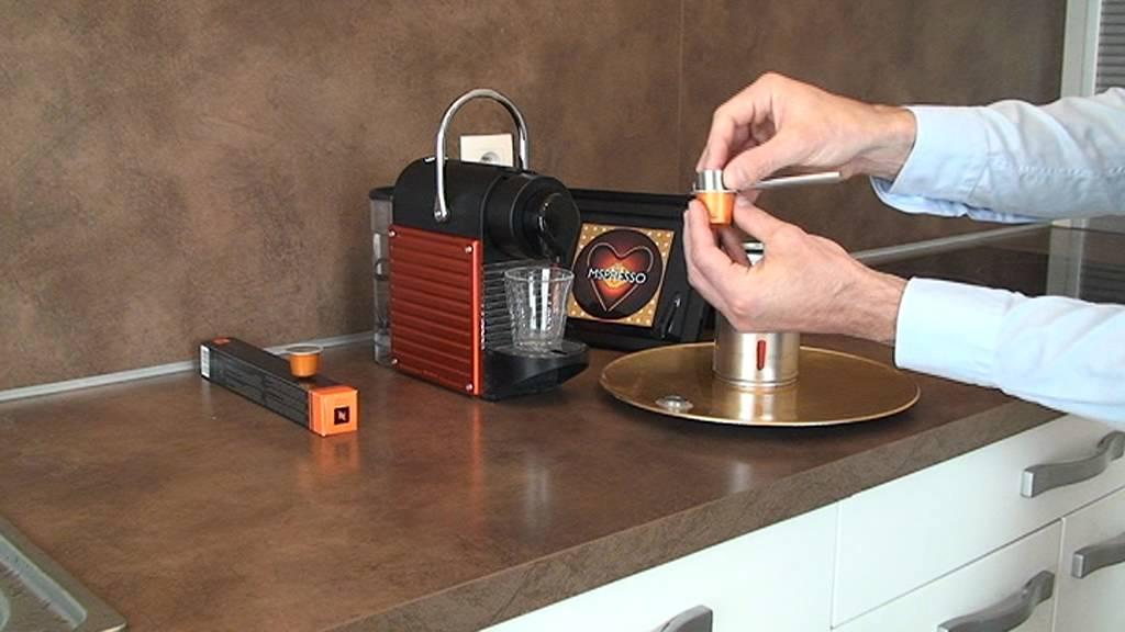 Krups Nespresso Inissia Xn Machine  Ef Bf Bd Caf Ef Bf Bd Rouge