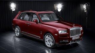 |Phụ Đề| Tất tần tật về Rolls Royce Cullinan mà bạn chưa biết |XEHAY.VN|