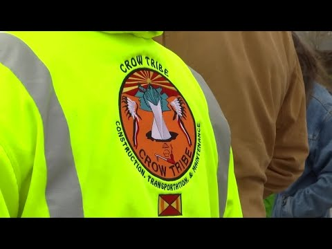 Crow tribe protests chairman over Rosendale endorsement