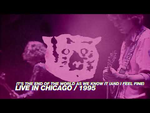 R.E.M. - It's The End of the World As We Know It (Live in Chicago / 1995 Monster Tour)