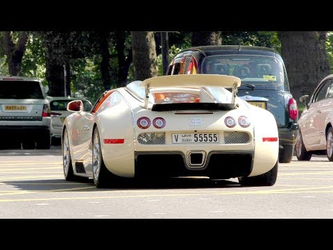 The Arab Supercars Invasion in London September 2018