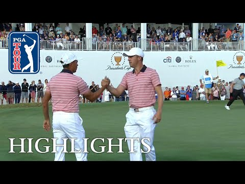 Thomas, Fowler extended highlights | Day 2 | Presidents Cup