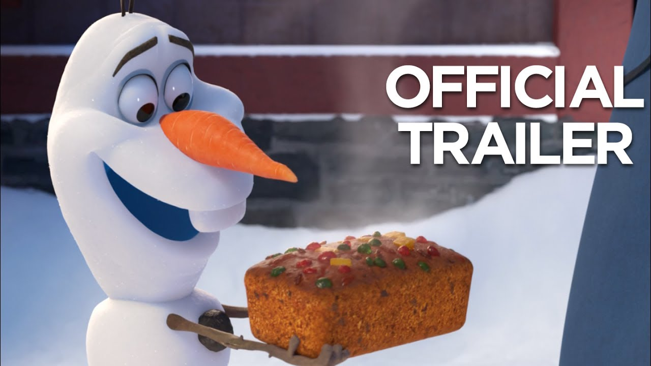 Olaf\'s Frozen Adventure - Official US Trailer - YouTube