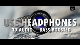 Gambar cover 3d audio (Bass Boosted) | Fluex - Wings To Fly in 3d Sound | Lazy Boys Productions
