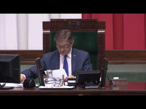 12.04.2018 Kuchciński punktuje wnioski opozycji