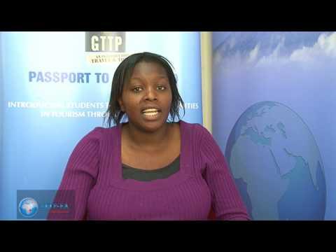 UNWTO scholarship Beneficiaries
