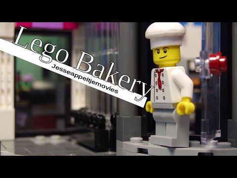 Lego Bakery (4K)