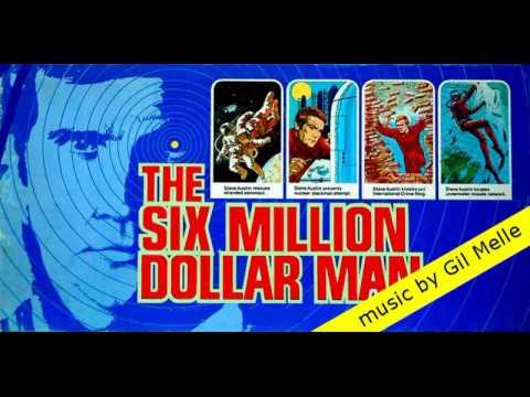 The Six Million Dollar Man (1973 ) ~ music by Gil Melle