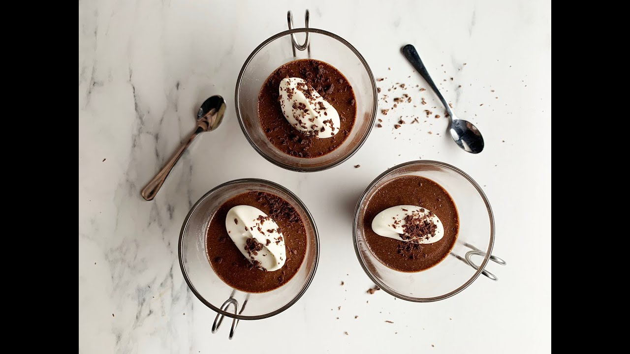 3-Ingredient Chocolate Mousse Vs. 4-Ingredient Chocolate Mousse • Tasty