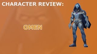 Omen Outfit Review + Skin Showcase! ~ Fortnite Battle Royale