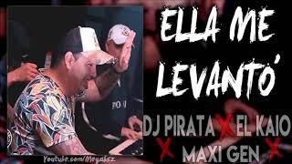 ⚠💎⚠ DJ PIRATA 💎 ELLA ME LEVANTO ⚠💎⚠