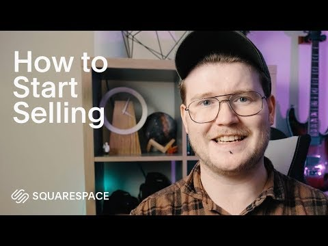 How to Start Selling   Squarespace Tutorial (ft. Will Paterson) thumbnail