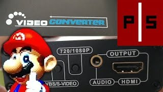 Improve N64 Picture Quality with S-Video to HDMI