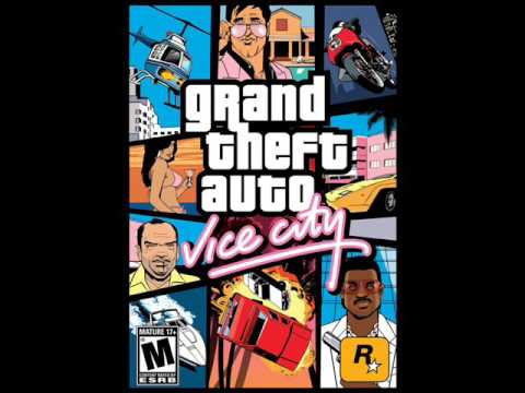 GTA Vice City (Game Of 2002) Britney Spears-Stronger (MP3 Player)