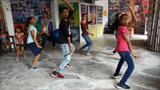 Chogada Tara Loveratri | Ghoomer the dance school choreography