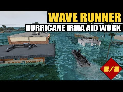 [ARMA 3] Operation Wave Runner - Key West Hurricane Irma Rescue Operations