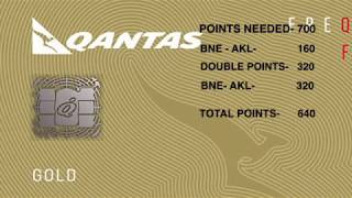Best way to get Qantas Gold Status
