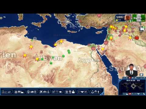 LetsPlay Power & Revolution Geopolitical Simulator 4 German - Terror in Nigeria