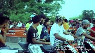 KTM Boys VS Street Riders bike Stunt Show Jalandhar  2015 Full HD