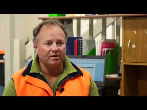 WorkSafe Awards 2011 Finalist: Mark Munro - Orbost Civil and Civic