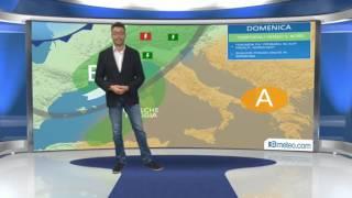 Meteo Italia: da Domenica temporali sparsi a partire dal Nord