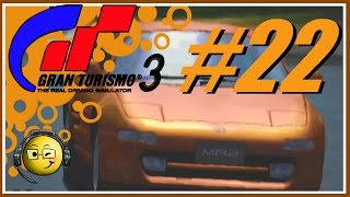 Let's Play Gran Turismo 3: Aspec Part 22: Trial Mountain 2 Hour Endurance (Toyota MR2 GT-S)