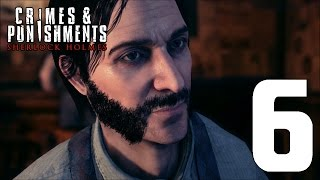 Sherlock Holmes: Crimes and Punishments Gameplay/Walkthrough Part 6 - HELLO SAILOR