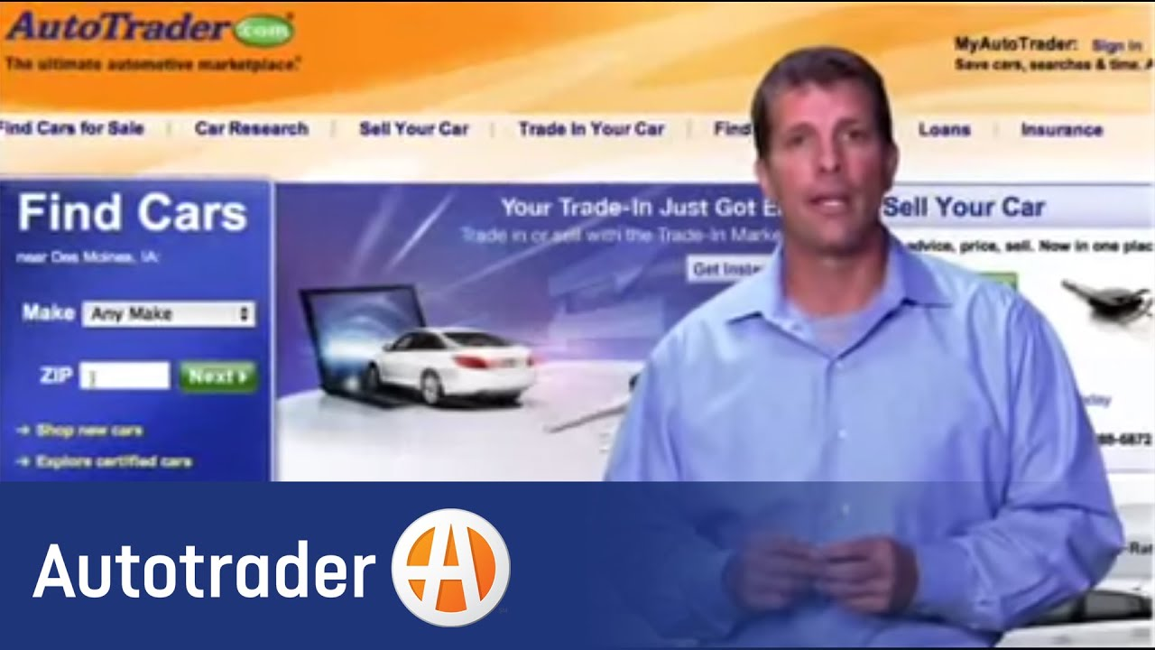 How to Find the Exact Model you Want on AutoTrader.com   How to ...